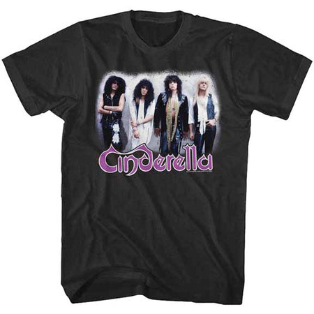 Cinderella - The Last Mile - Black t-shirt