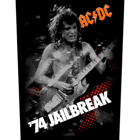 AC/DC - Jailbreak 74 - Back Patch