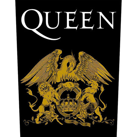 Queen - Crest - Back Patch