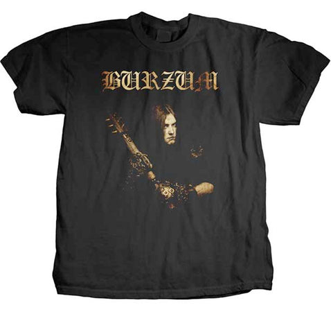 Burzum - Anthology - Black t-shirt