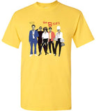 The B-52's - Album Cover - Yellow t-shirt