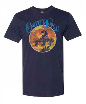 Neil Young - Crazy Horse-End Of The Trail  - Organic Cotton-Black t-shirt
