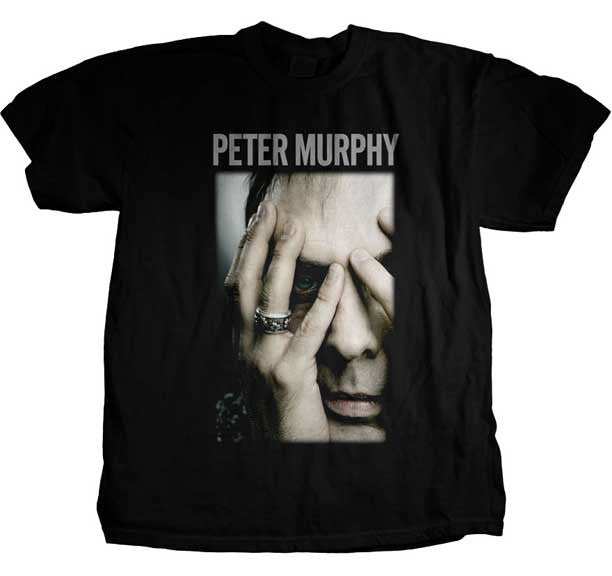 Peter Murphy Hands t-shirt