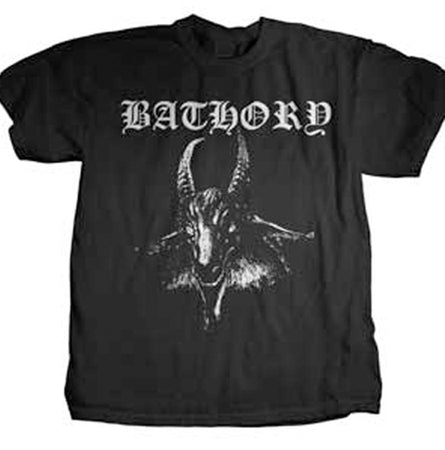Bathory Goat-Black t-shirt