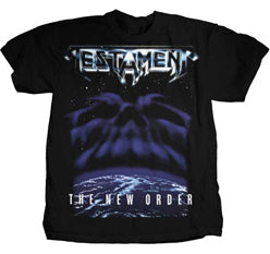 Testament - The New Order - Black t-shirt