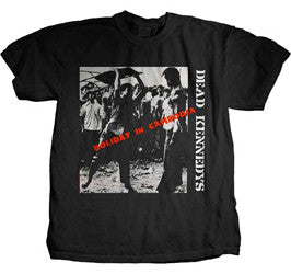 Dead Kennedys Holiday in Cambodia t-shirt