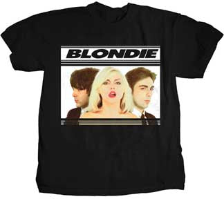 Blondie Hot Lips Lightweight T-shirt