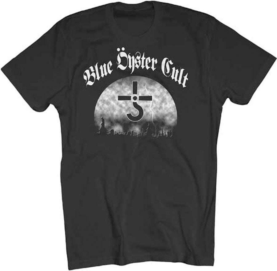 Blue Oyster Cult - Graveyard - Black t-shirt
