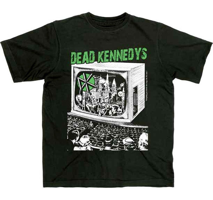 Dead Kennedys-2016 Invasion-Black t-shirt