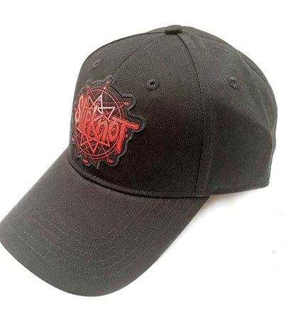 Slipknot - Logo - Black Baseball Cap