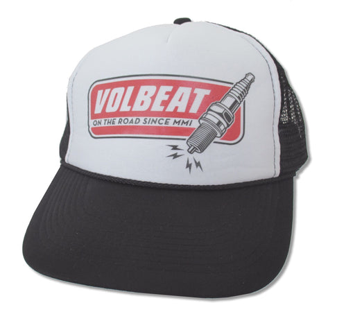 Volbeat - On The Road OSFA Snap Back - Trucker Baseball Cap