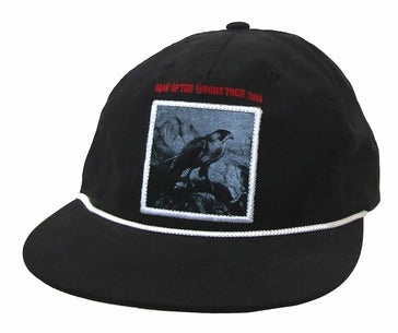 Justin Timberlake- Man Of The Woods Tour - OSFA Black Baseball Cap