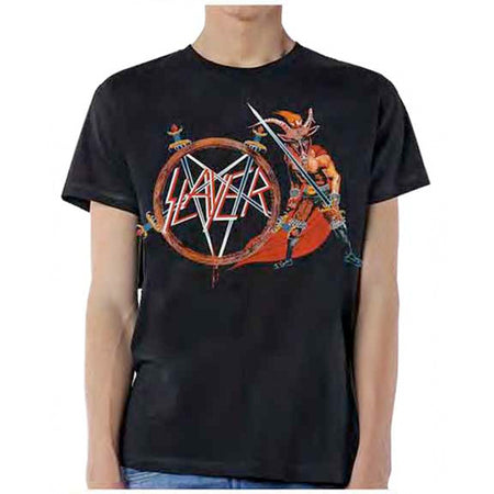 Slayer No Mercy Black T-shirt