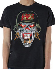 Slayer War Ensemble Black T-shirt