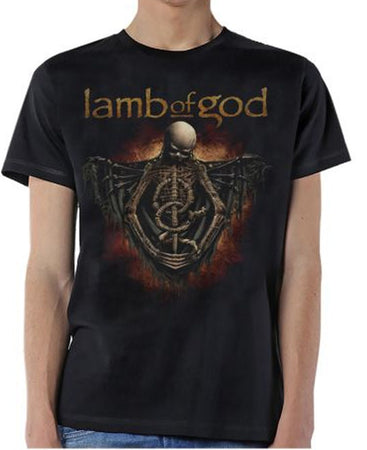 Lamb Of God- Torso - Black t-shirt