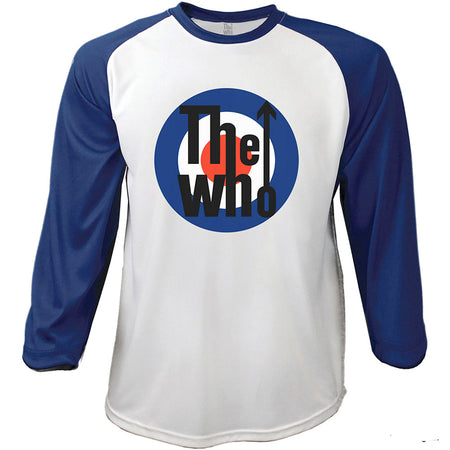 The Who - Pinball Wizard- Raglan Baseball Jersey  t-shirt