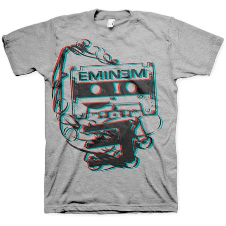 Eminem - Tape - Grey t-shirt