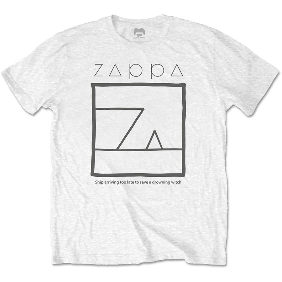 Frank Zappa - Drowning Witch - White t-shirt