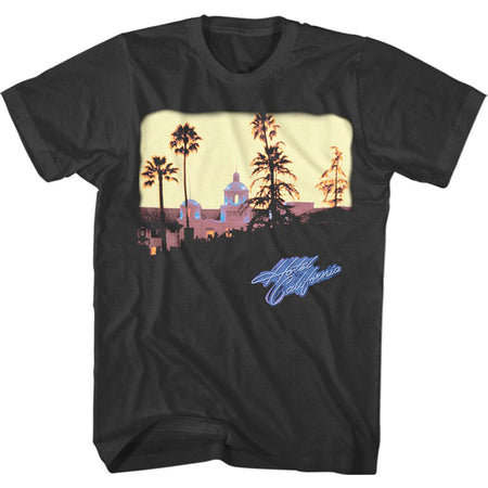 The Eagles - Hotel California - Black t-shirt
