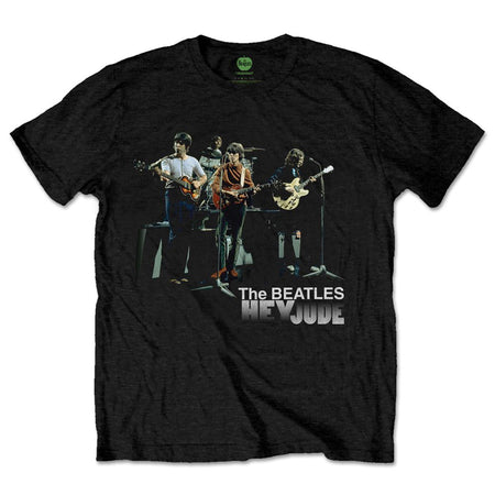 The Beatles - Hey Jude-Version 2 - Black t-shirt