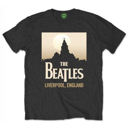 The Beatles - Liverpool England - Black t-shirt