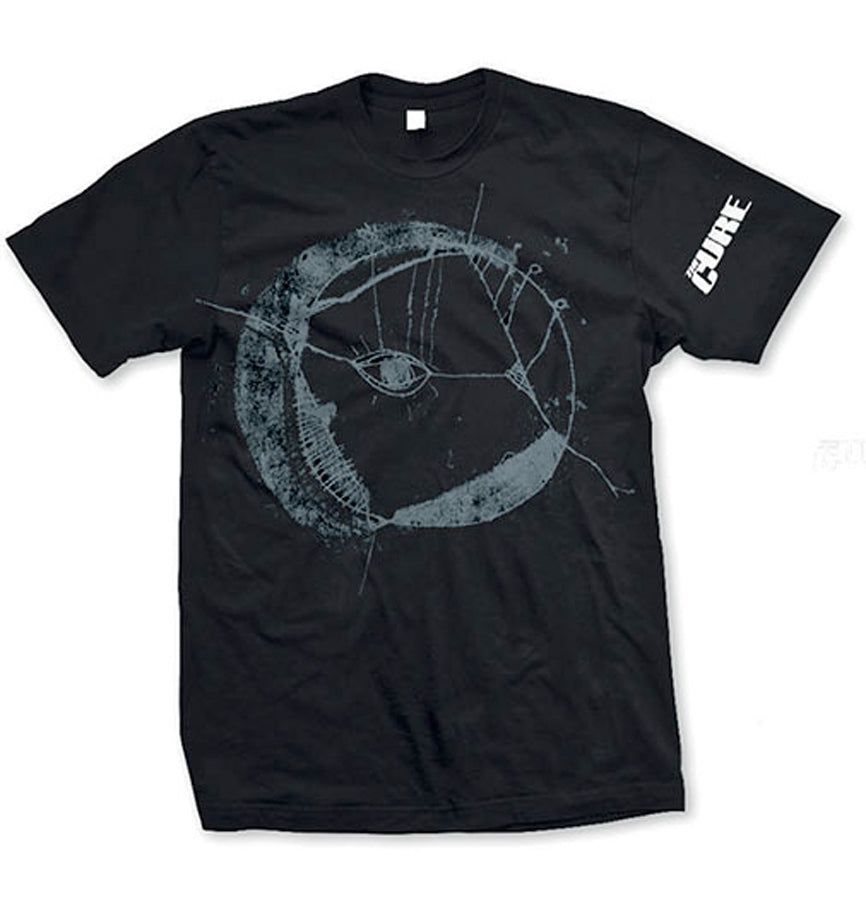 The Cure - Eye Moon-2019 Tour - Black t-shirt