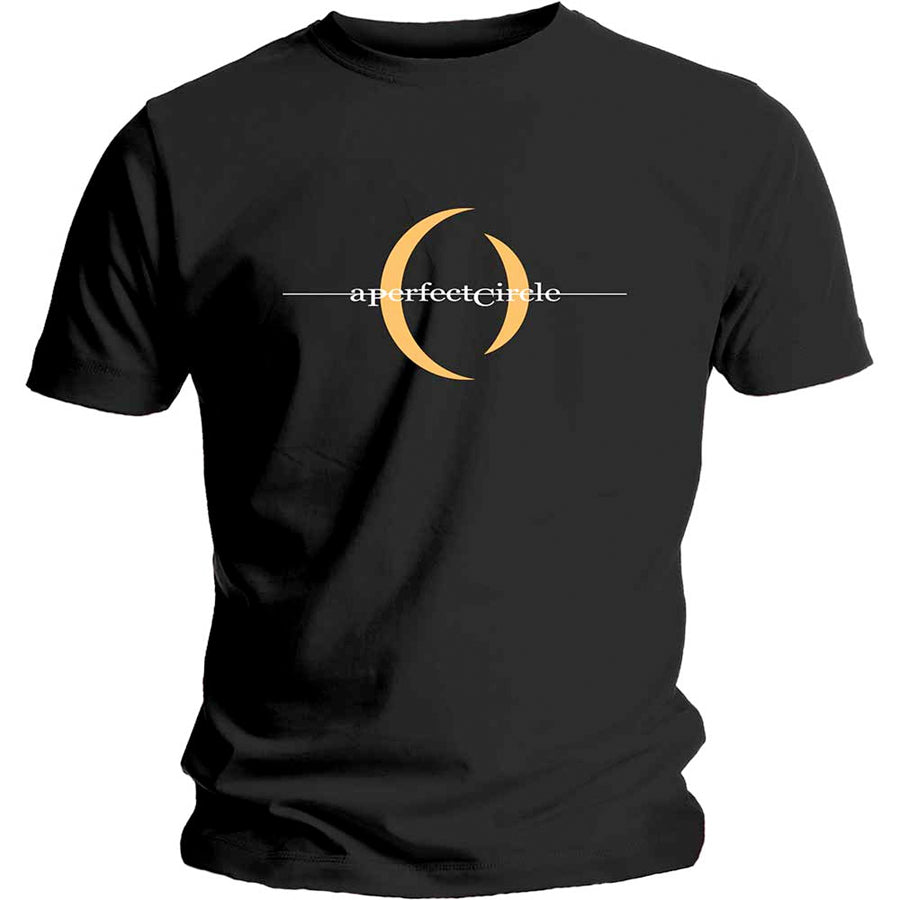 A Perfect Circle - Logo - Black T-shirt