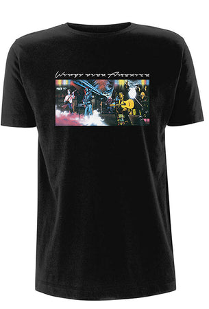 Paul McCartney - Wings Over America - Black T-shirt