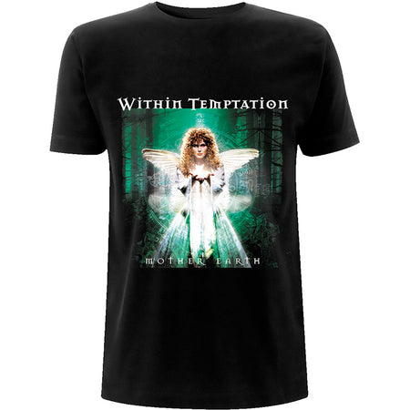 Within Temptation - Mother Earth - Black t-shirt