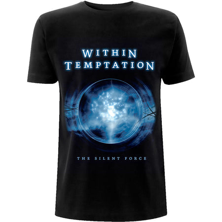 Within Temptation - Silent Force - Black t-shirt