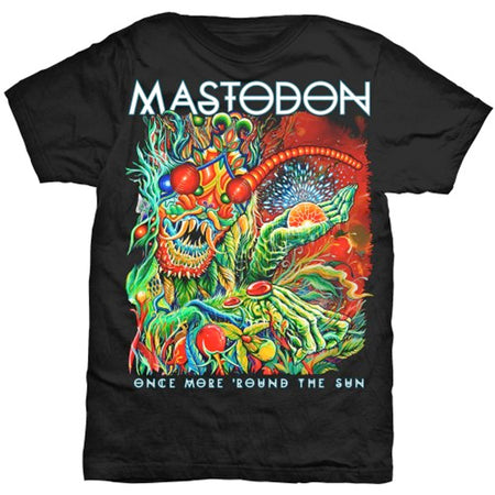 Mastodon - Once More Round The Sun - Black t-shirt