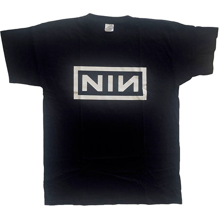 Nine Inch Nails - Classic Logo - Black t-shirt