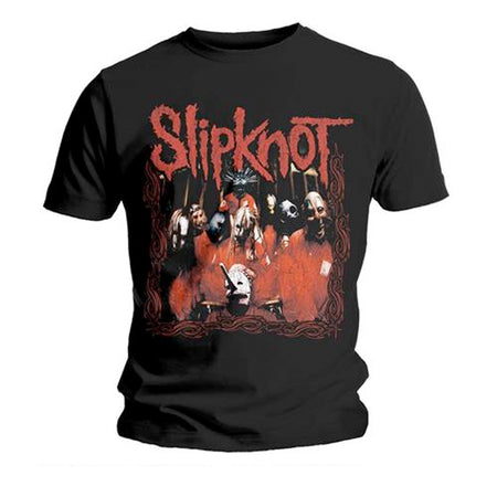 Slipknot - Band Frame - Black t-shirt