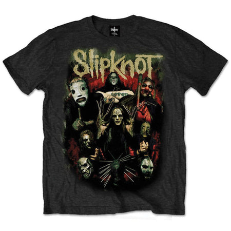 Slipknot - Come Play Dying - Black t-shirt