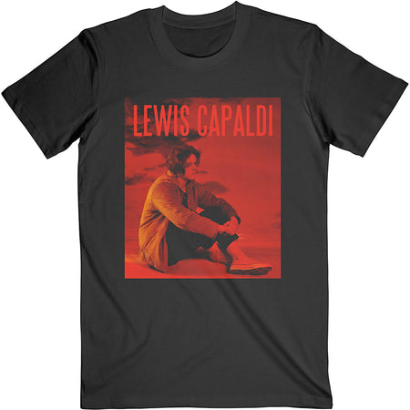 Lewis Capaldi - Divinely Uninspired - Black t-shirt