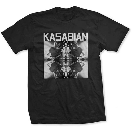 Kasabian - Solo Reflect - Black t-shirt