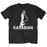 Kasabian - Ultra Face - Black t-shirt