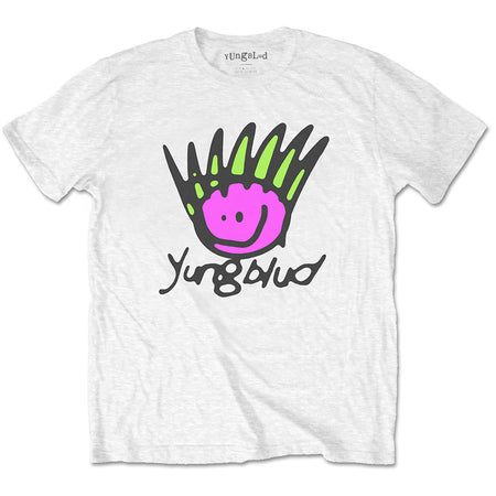 Yungblud - Face - White t-shirt