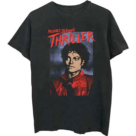 Michael Jackson - Thriller Pose - Black t-shirt