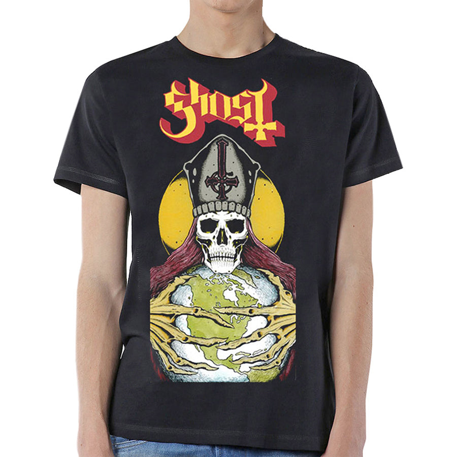 Ghost - Blood Ceremony - Black  T-shirt