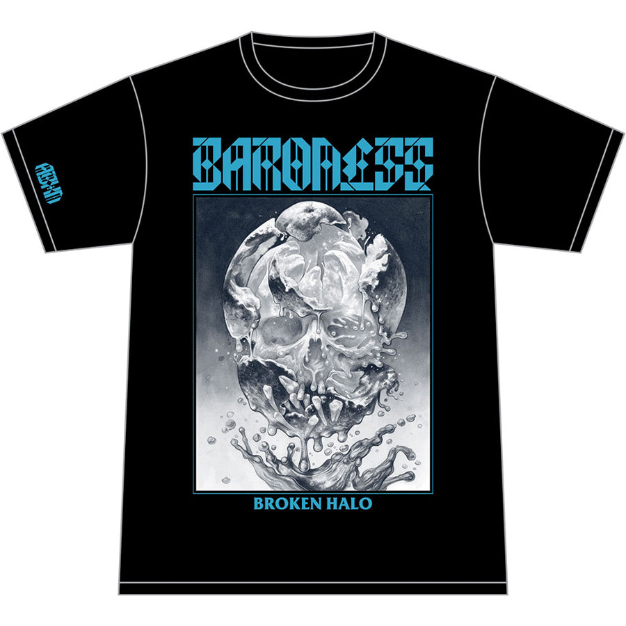 Baroness - Broken Halo - Black t-shirt