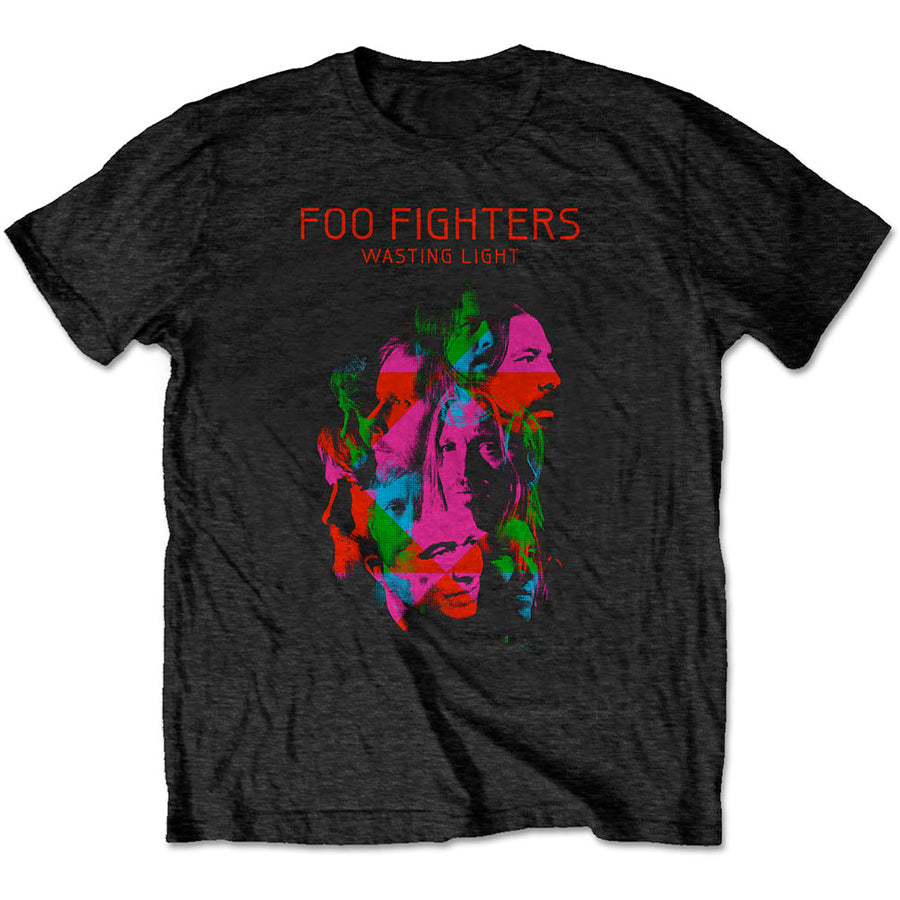 Foo Fighters - Wasting Light - Black T-shirt