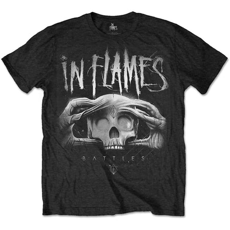 In Flames - Battles 2 Tone - Black t-shirt