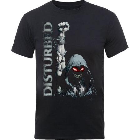 Disturbed - Up Yer Military - Black t-shirt