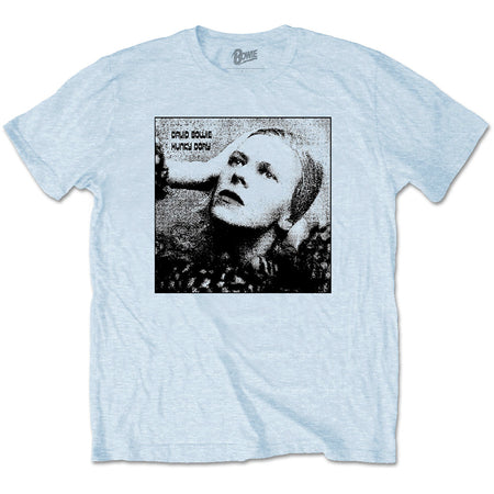 David Bowie - Hunky Dory Mono - Light Blue t-shirt