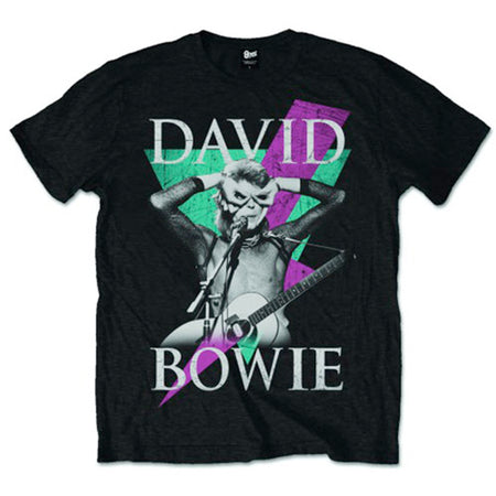 David Bowie - Thunder - Black t-shirt
