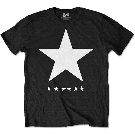 David Bowie - Blackstar - Black t-shirt