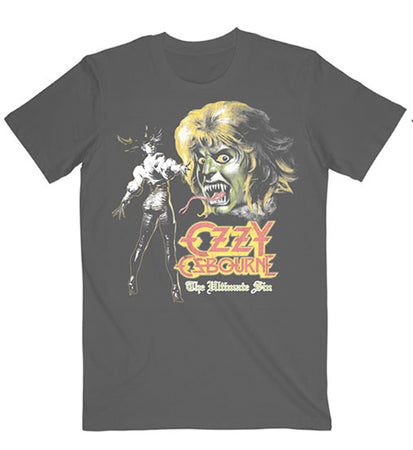 Ozzy Osbourne - Ultimate Remix - Charcoal Grey  T-shirt
