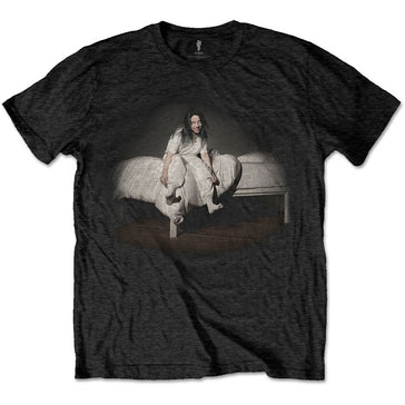 Billie Eilish - Sweet Dreams - Black t-shirt