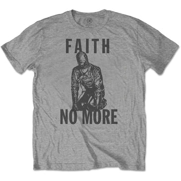Faith No More - Gimp - Gray T-shirt